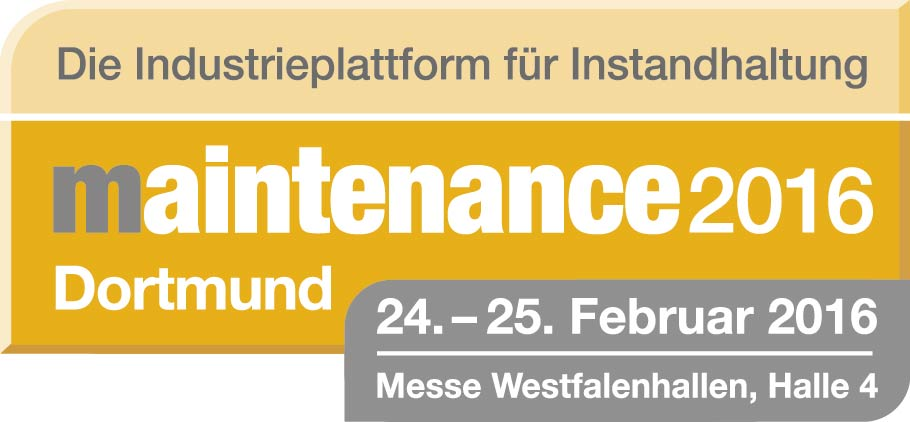 Maintenance Dortmund 2016