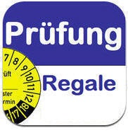 mobile Regalprüfer APP für iPhone