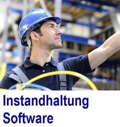 Instandhaltung Pro Maintenance Management Software