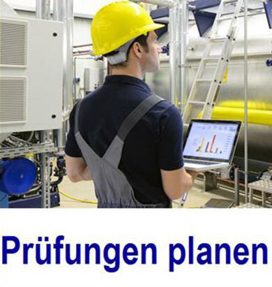 Prüfmittelmanagement / Automatisiertes Prüfmittelmanagement