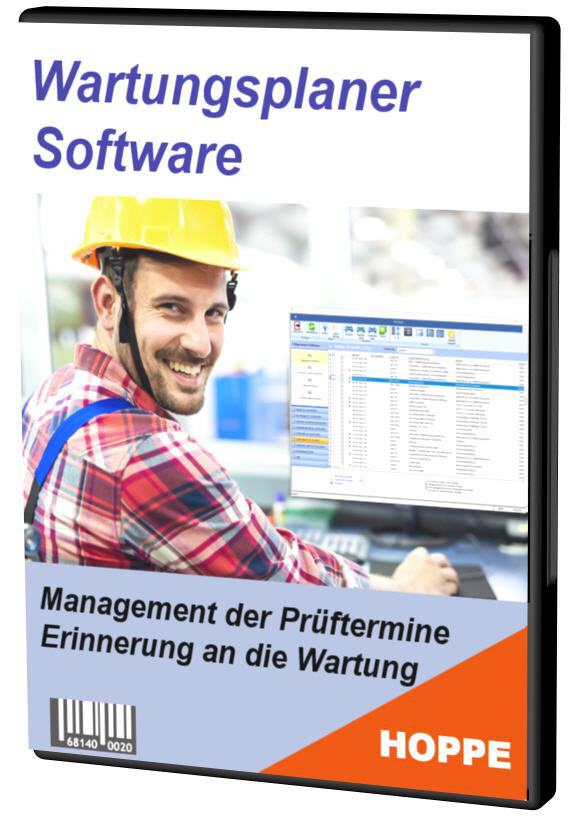Wartungsmanager Software